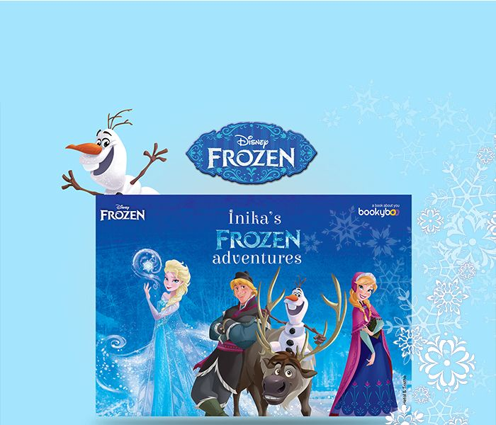 Frozen perosanlised book