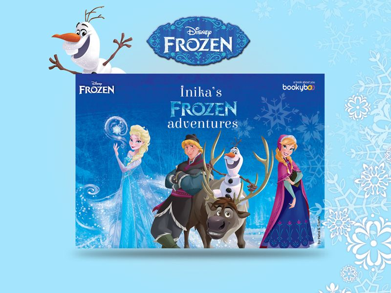 best gift for a child personalised story books